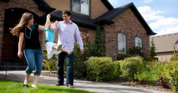 Buying and selling houses