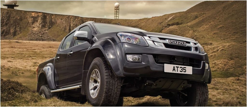 The reasons Isuzu D-Max is the best off-roading SUV